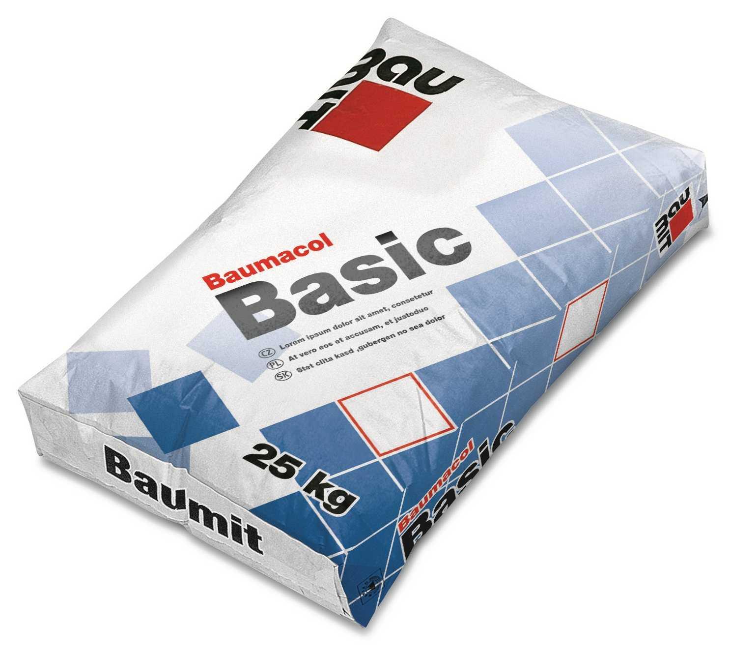 img - Výprodej BAUMIT BAUMACOL basic !!!